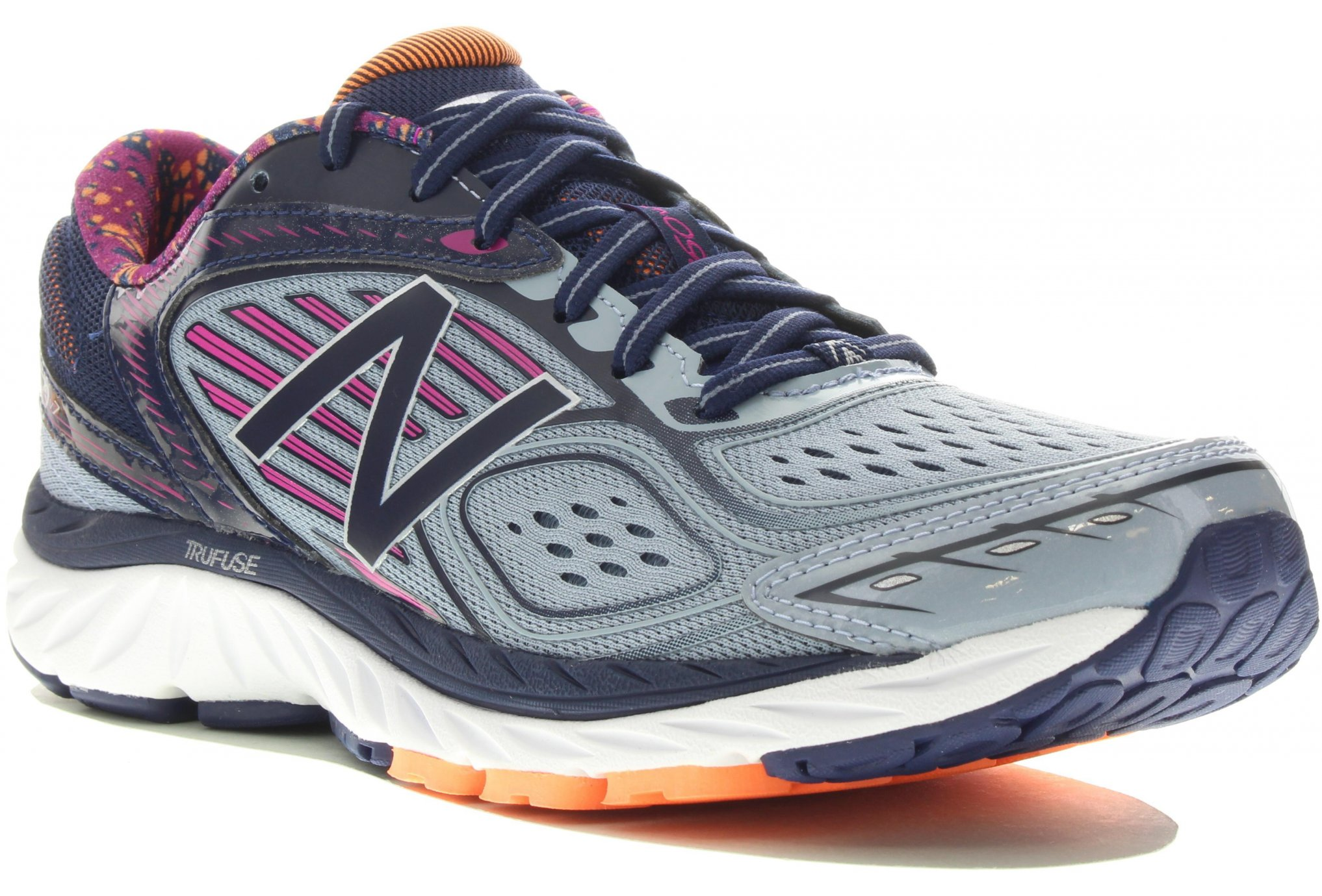 New Balance W 860 V7 - B déstockage running