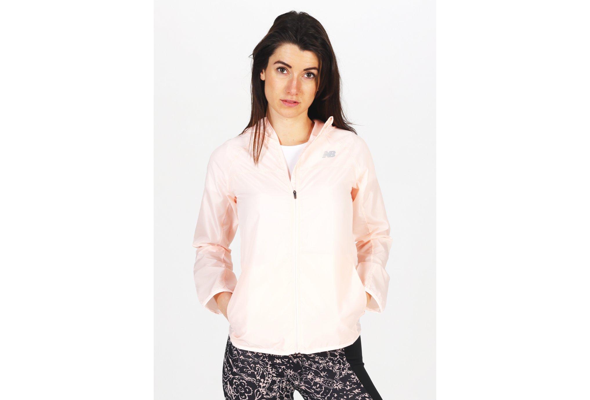 New Balance Windcheater 2.0 W Diététique Vêtements femme