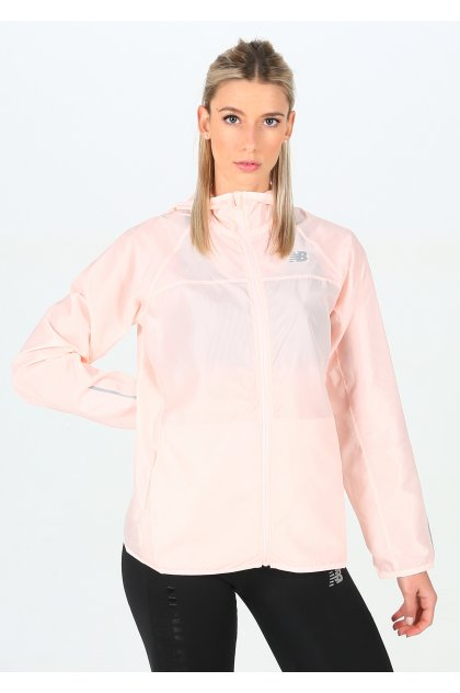 New Balance chaqueta Windcheater 2.0