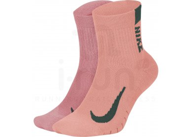 Nike 2 paires Multiplier Ankle