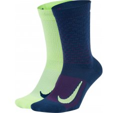 Nike 2 paires Multiplier Crew Heat Up and Cool Down