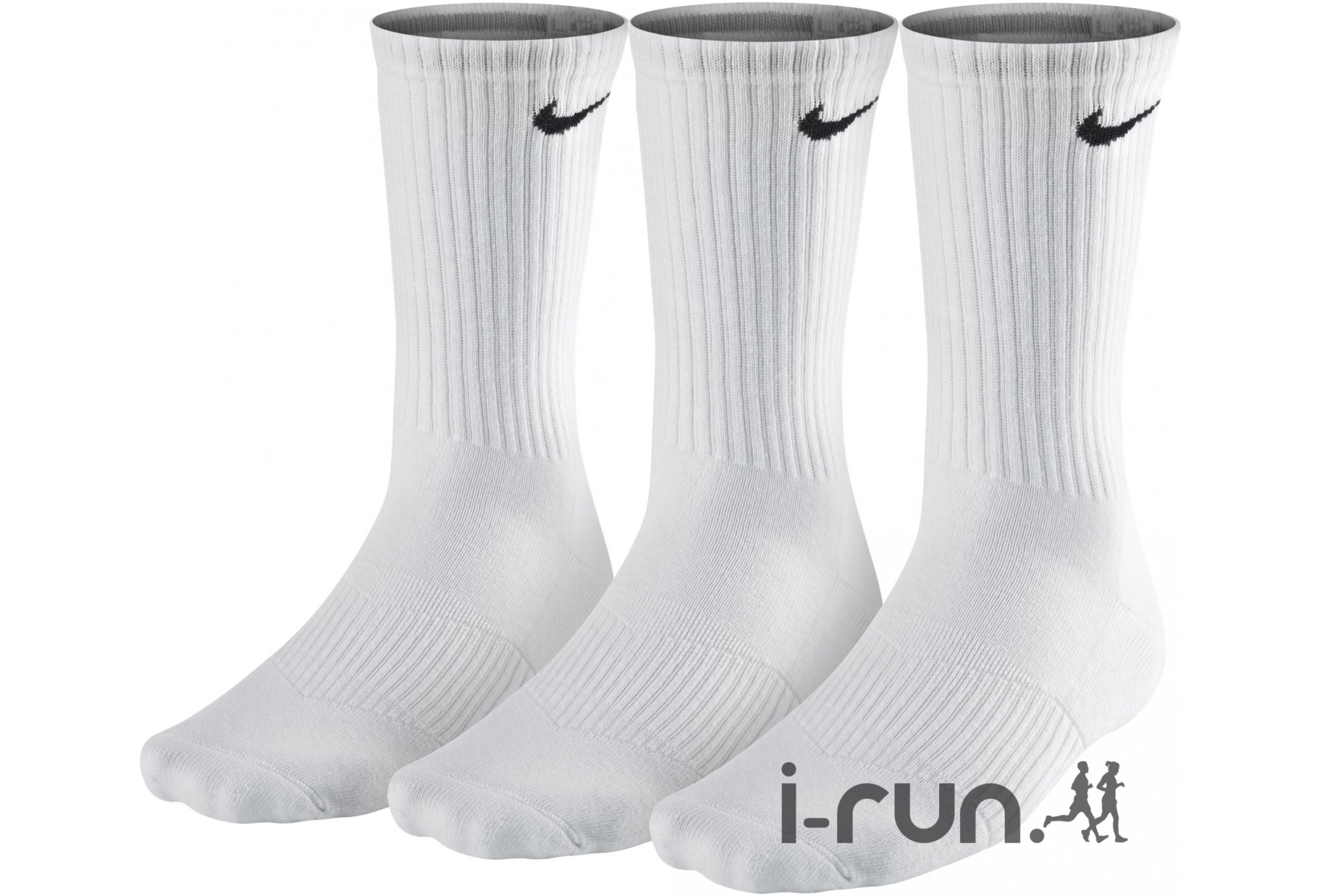 Nike 3 paires Cushion Crew Chaussettes