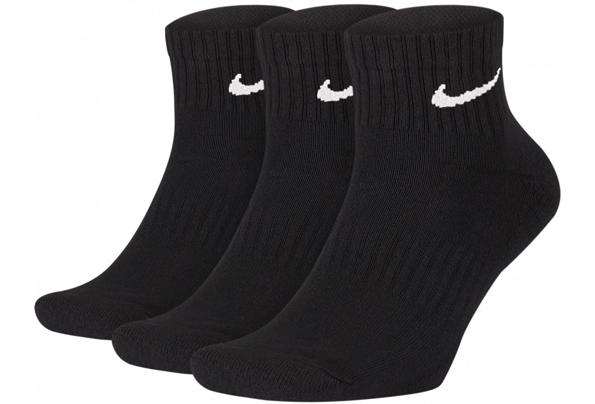 Nike 3 paires Everyday Cushion Ankle Chaussettes