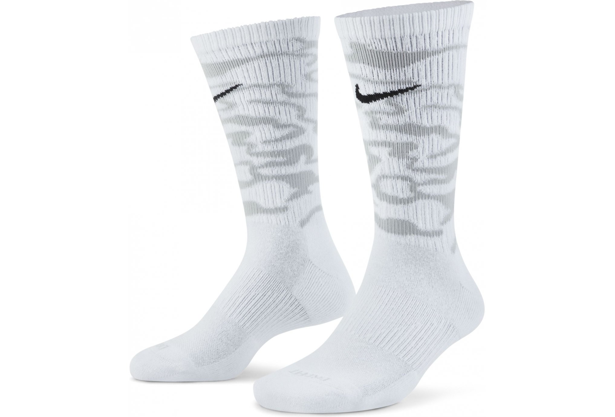 Nike 3 paires Everyday Plus Cushioned Crew Chaussettes