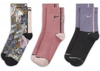 Nike pack de 3 pares de calcetines  Everyday Plus Lightweight Ankle