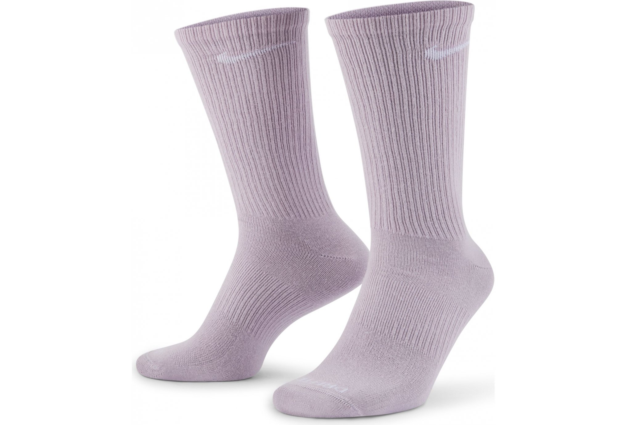 Nike 3 paires Everyday Plus Lightweight Crew Chaussettes