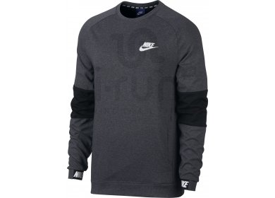 nike advance 15 m sweat manche longue