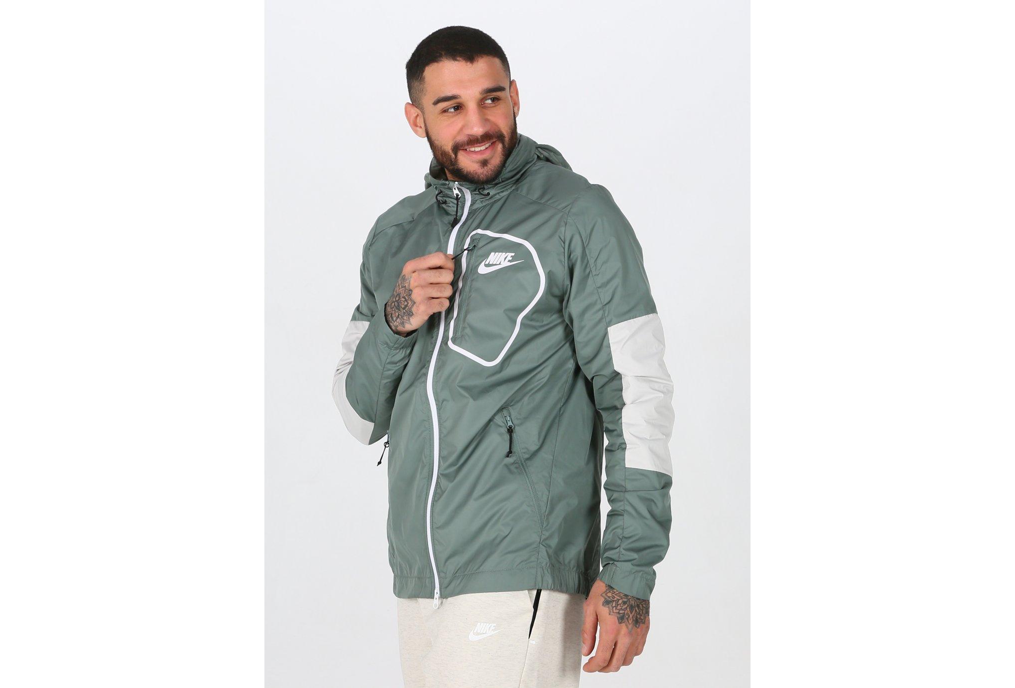 Nike Advance 15 Woven M Diététique Vêtements homme