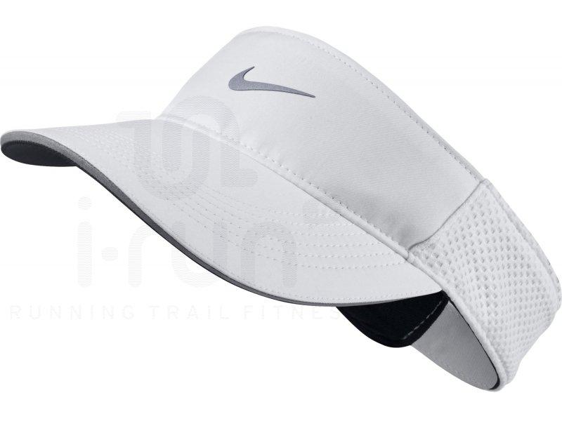 nike aerobill visor accessoires running casquettes bandeaux nike aerobill visor. Black Bedroom Furniture Sets. Home Design Ideas