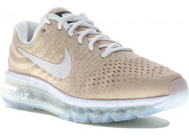 pretty nice 0253f c65a7 Nike Air Max W femme Beige pas cher