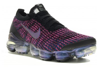 newest 1d2e0 b7971 Nike Air Vapormax Flyknit 3 W femme Violet