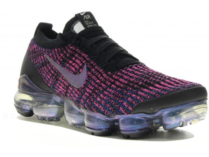 Nike Air Vapormax Flyknit 3 W femme Violet pas cher