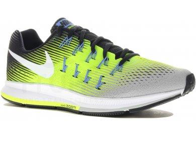 outlet store ccbf2 9290e Nike Air Zoom Pegasus 33 M homme Gris/argent pas cher