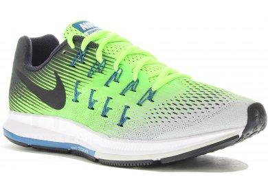 premium selection ae81e 92397 Nike Air Zoom Pegasus 33 M homme Vert pas cher