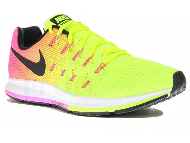cheaper a7c18 73efe Nike Air Zoom Pegasus 33 OC M homme Noir pas cher