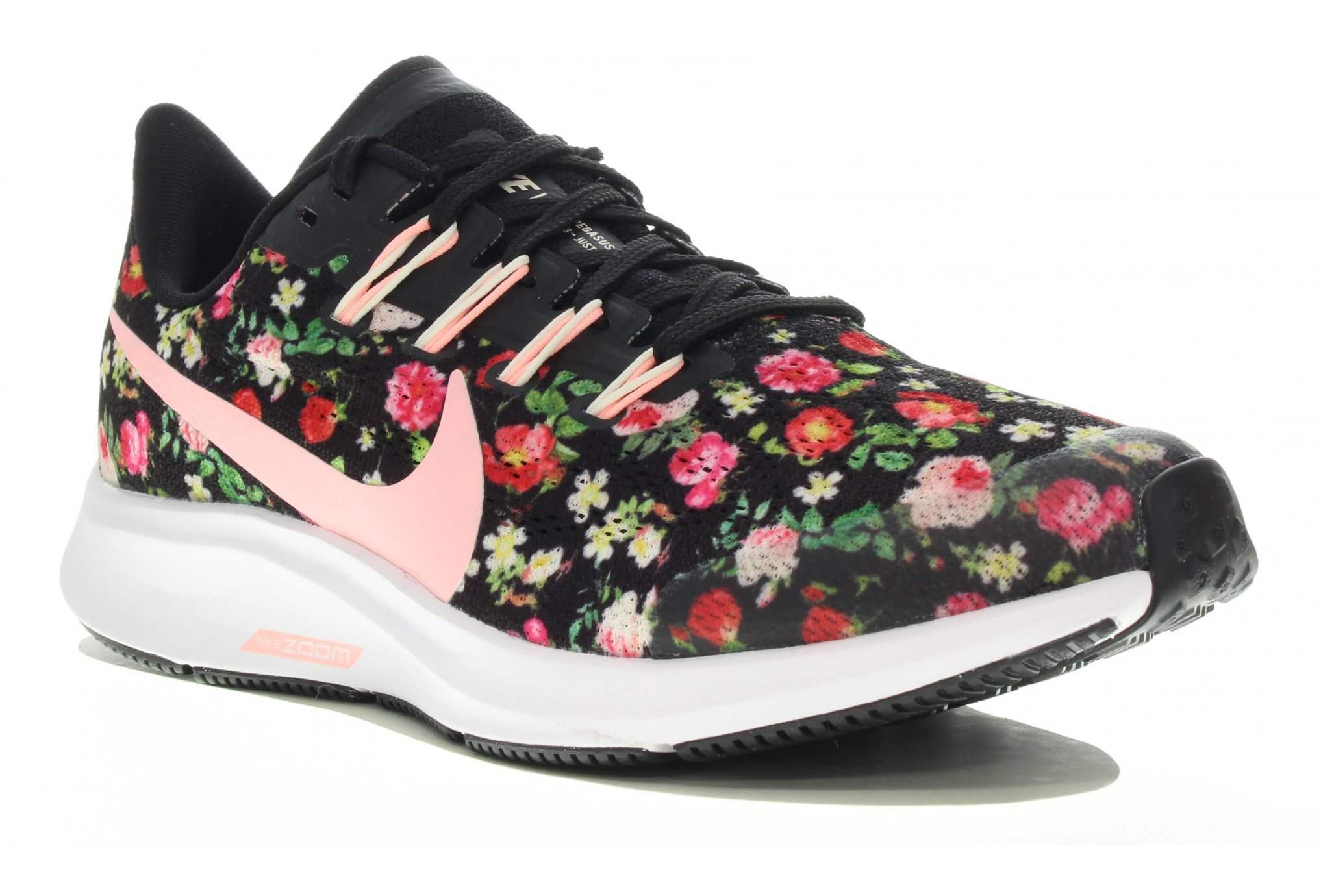 Nike Air Zoom Pegasus 36 Vintage Floral GS Chaussures running femme