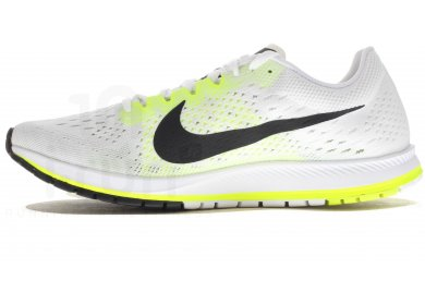 new cheap buying cheap closer at Nike Air zoom Streak 6 M homme Blanc pas cher