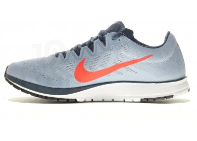 low cost factory price lower price with Nike Air Zoom Streak 7 M homme Gris/argent pas cher
