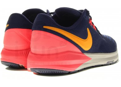 f37ae4e2f0 Nike Air Zoom Structure 22 W pas cher - Chaussures running femme ...