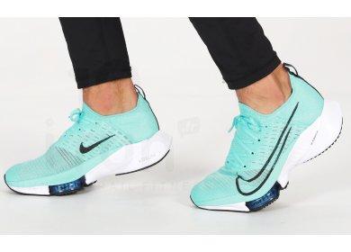 Nike Air Zoom Tempo Next% M homme Bleu