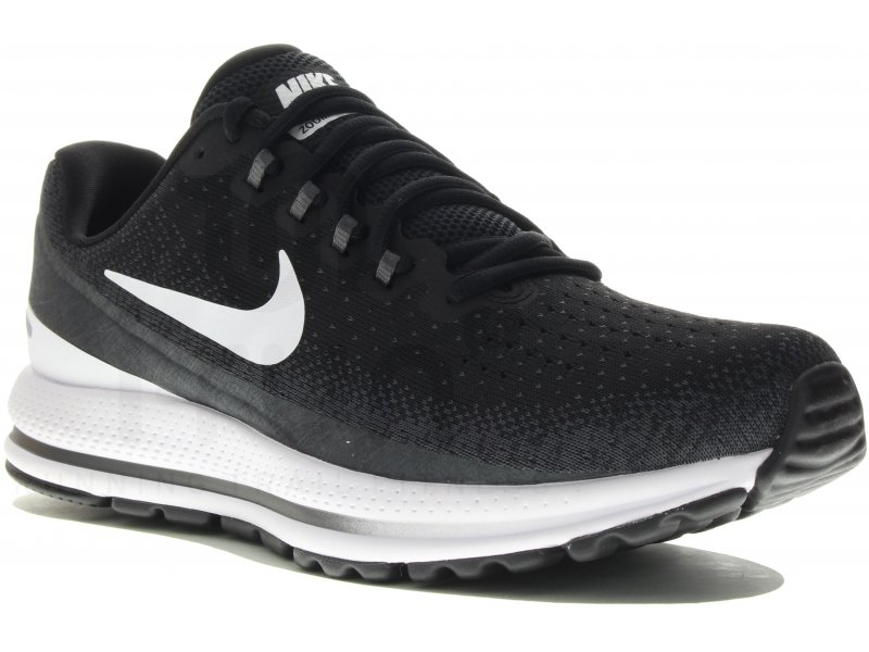 0be7b2a90c9 Nike Air Zoom Vomero 13 M homme Noir pas cher