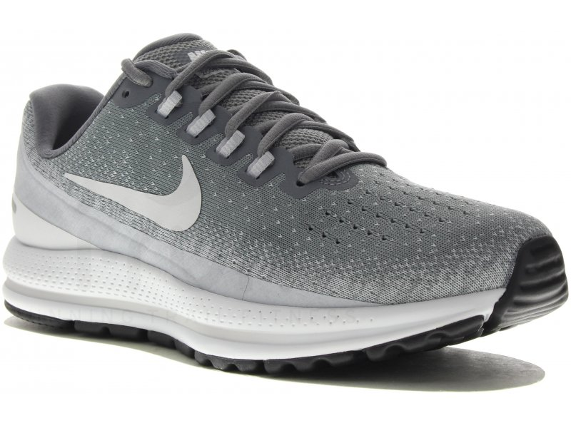 the best attitude 9ca20 694ae Nike Air Zoom Vomero 13 Wide W femme Gris argent pas cher