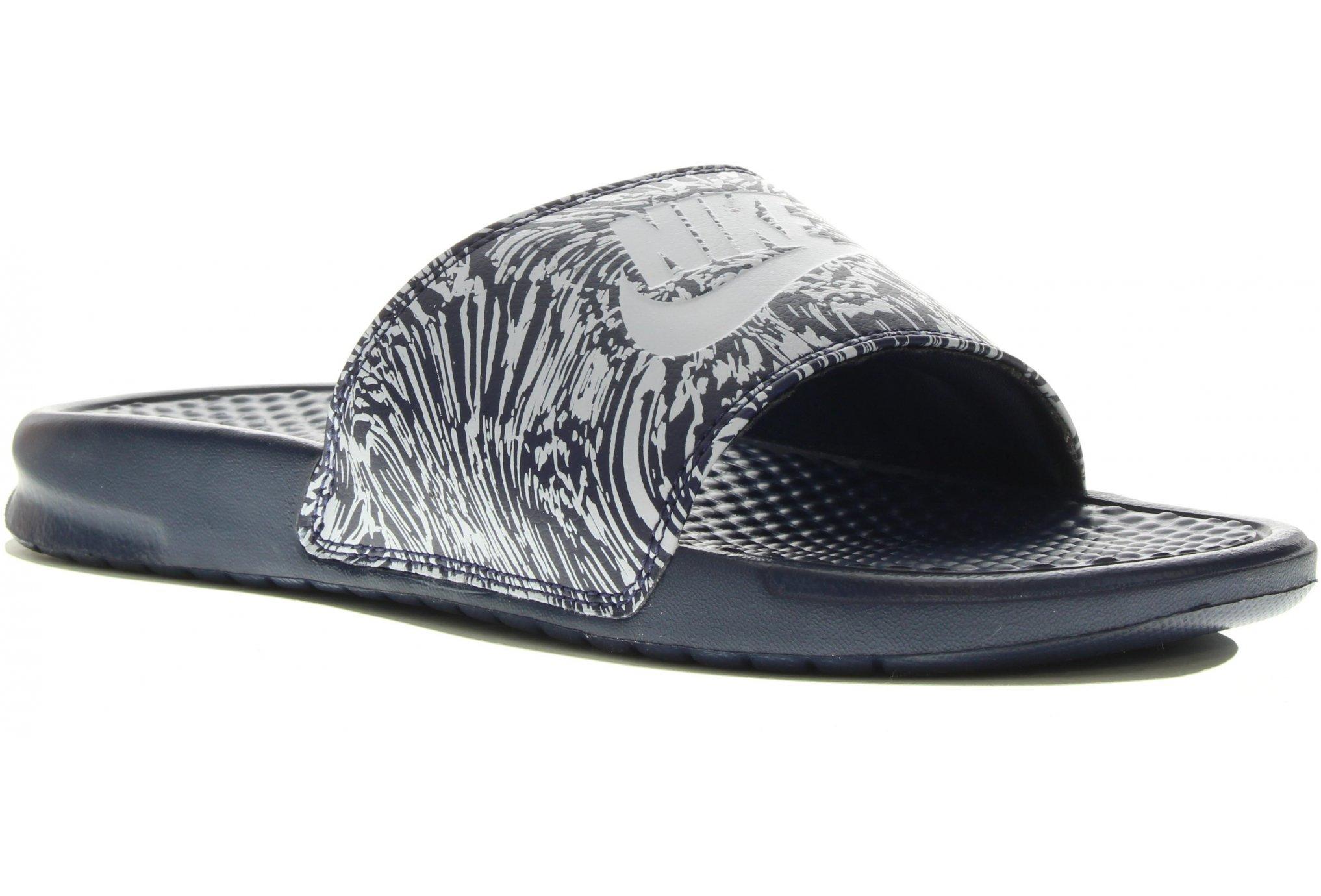 Nike Benassi JDI Print M Diététique Chaussures homme