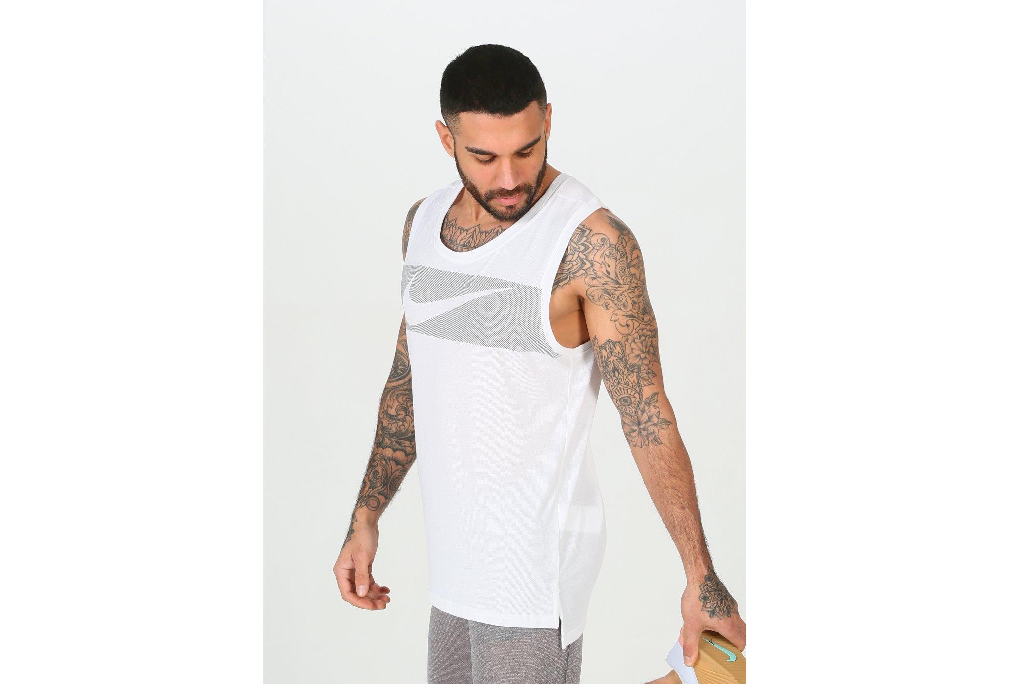 Nike Breathe Dry GFX M vêtement running homme