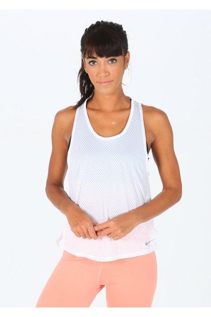 Nike camiseta de tirantes Breathe Miler
