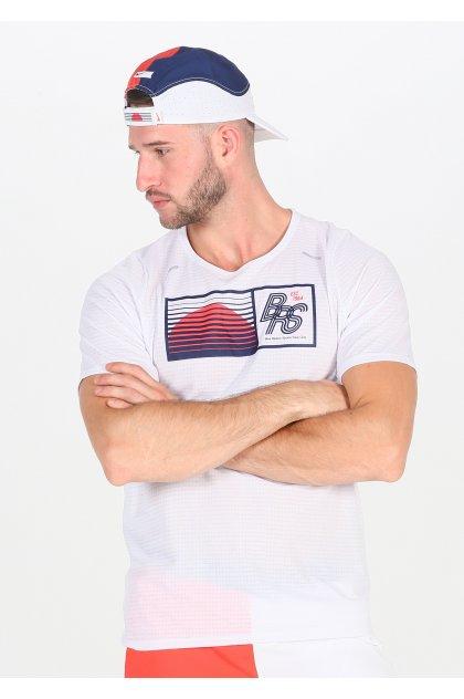 Nike Camiseta manga corta Breathe Rise 365 BRS