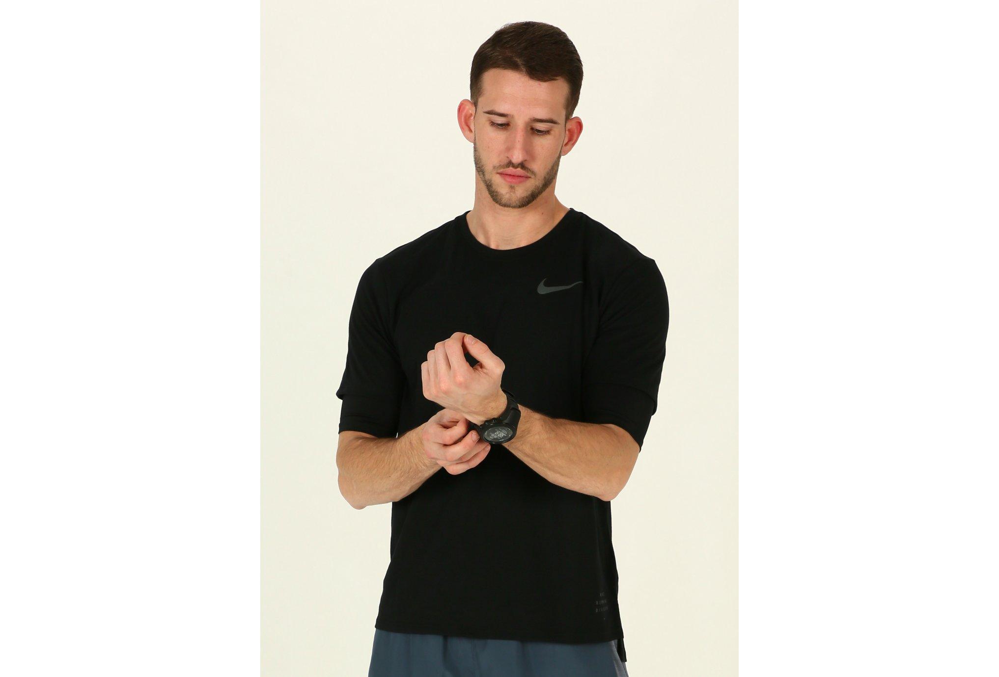 Nike Breathe Rise 365 Running Division M Diététique Vêtements homme