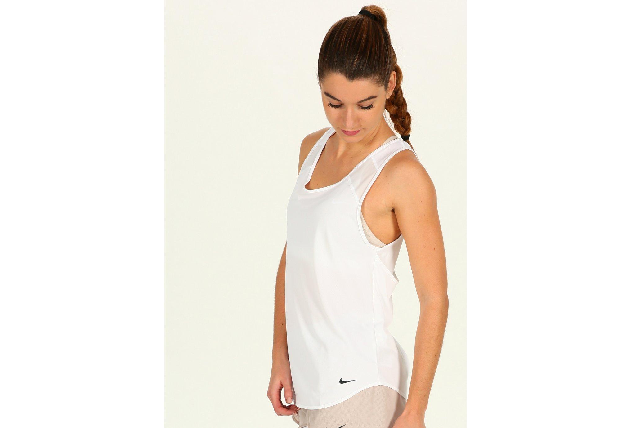 Nike Breathe Strappy W vêtement running femme