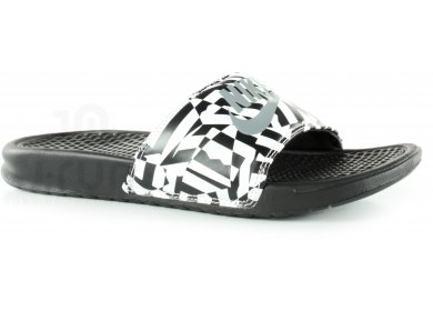 bdbacf46a4e Nike Claquettes Benassi JDI M homme Noir pas cher
