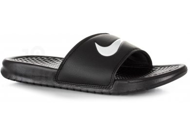 Nike Claquettes Benassi Swoosh M pas cher Chaussures homme running