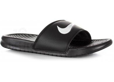 reputable site 4e0d0 3a54a Nike Claquettes Benassi Swoosh M