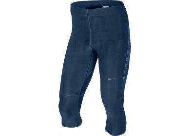 Nike Corsaire Tech pas cher - Vêtements homme running Collants 3 4 ... 1f4562db9f71