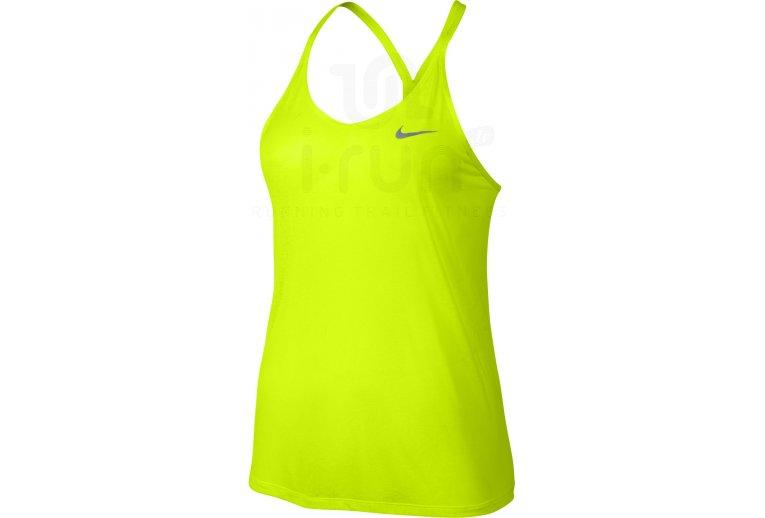 Puntero Repetirse presentar  Nike Camiseta de tirantes Dry Running en promoción | Camisetas de tirantes Mujer  Nike Carrera Ropa