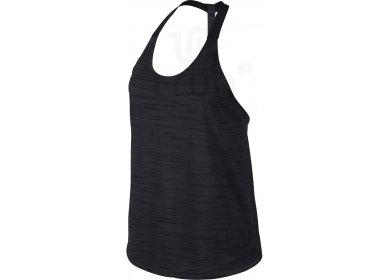 Nike Débardeur Elastika Heathered W pas cher - Vêtements femme ... 76e47f002c4