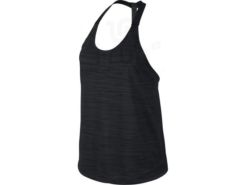 Nike Débardeur Elastika Heathered W pas cher - Vêtements femme running  Fitness-Training en promo 77b5c14c0c3