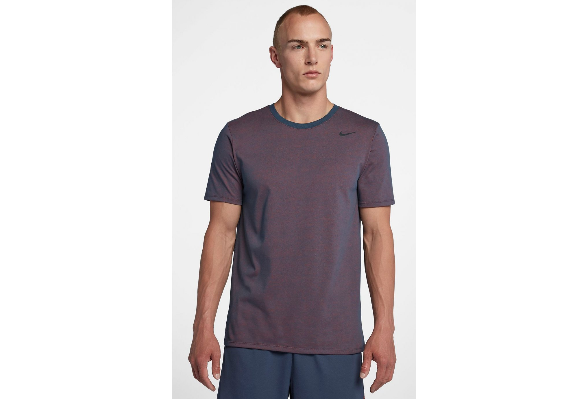 Nike Dri-Fit Cotton Version 2.0 M vêtement running homme