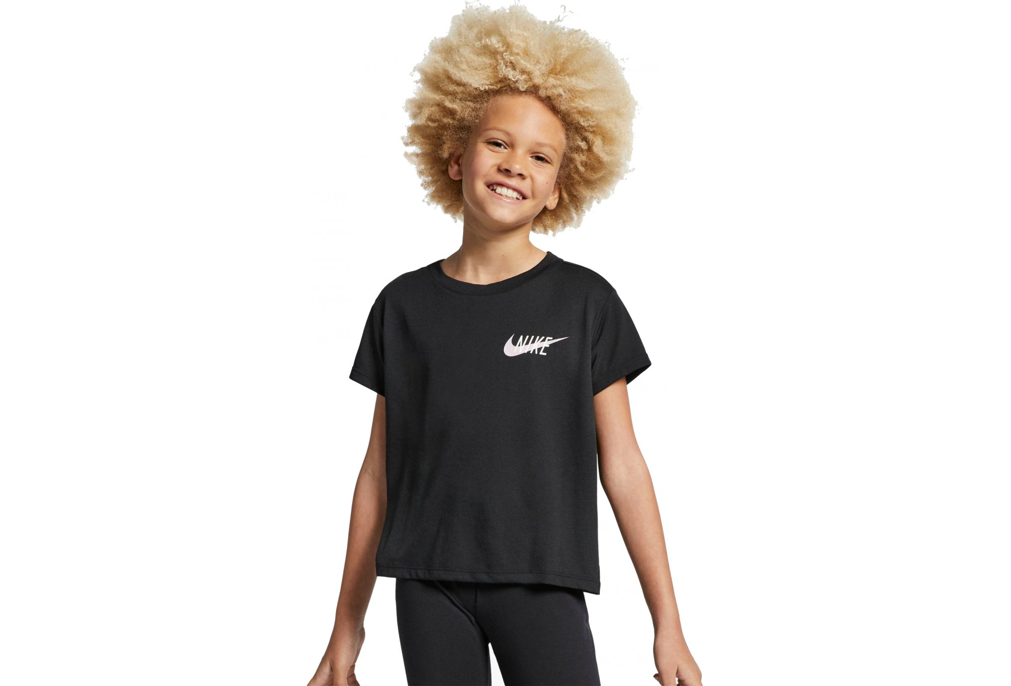 Nike Dri-Fit GX Fille vêtement running femme