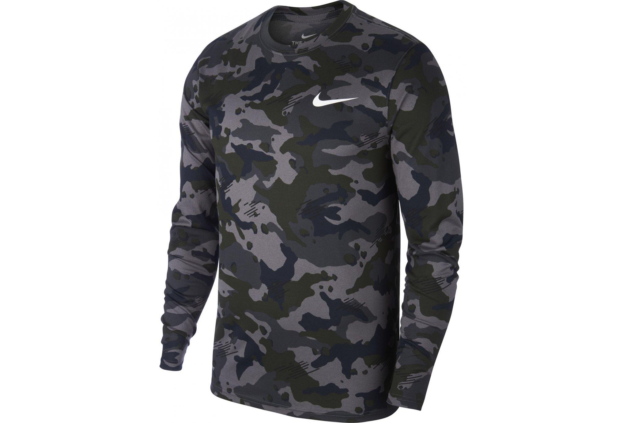 grossiste e0c10 469dc SILBER TOUR - Nike Dri-Fit Legend M vêtement running homme