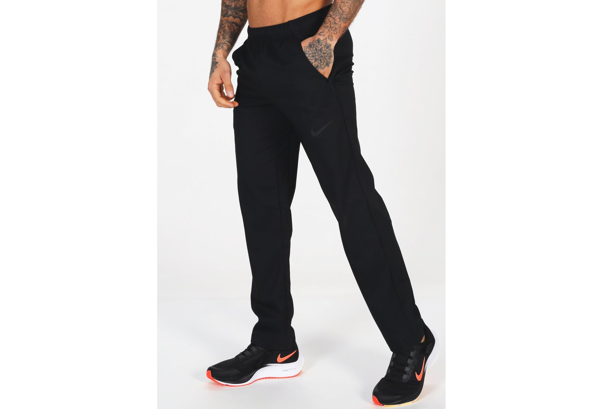 Nike Dri-Fit Team M vêtement running homme