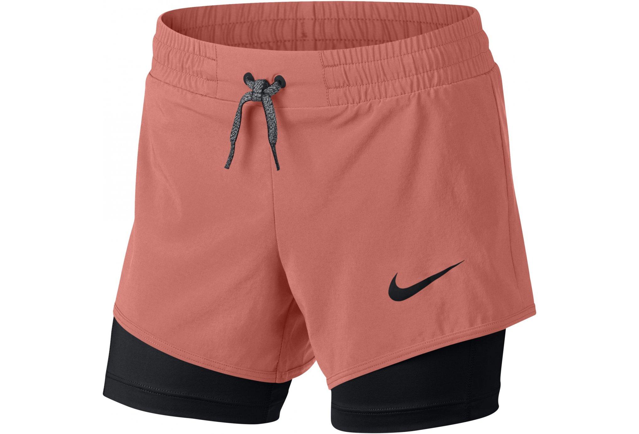 Nike Dry 2en1 Fille vêtement running femme