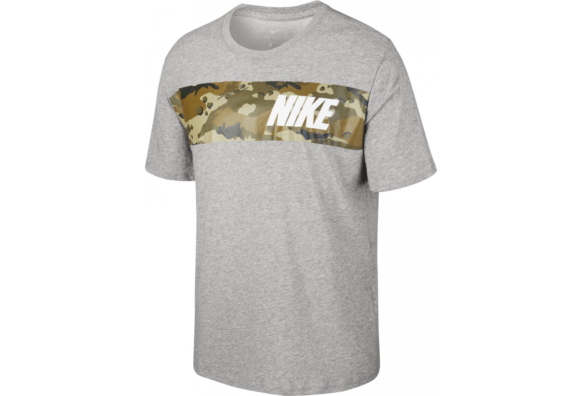 Nike Dry Dfc Block Camo M vêtement running homme