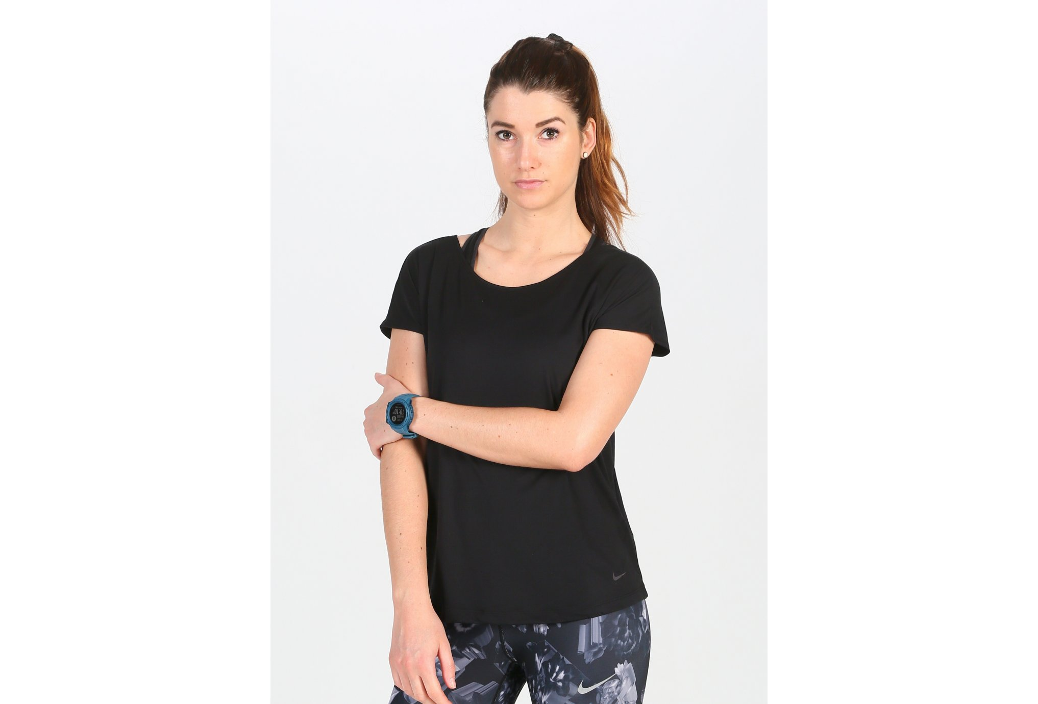 Nike Dry Elastika Essential W vêtement running femme