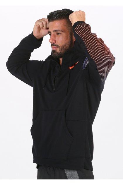 Nike sudadera Dry Hoodie Fleece 2.0