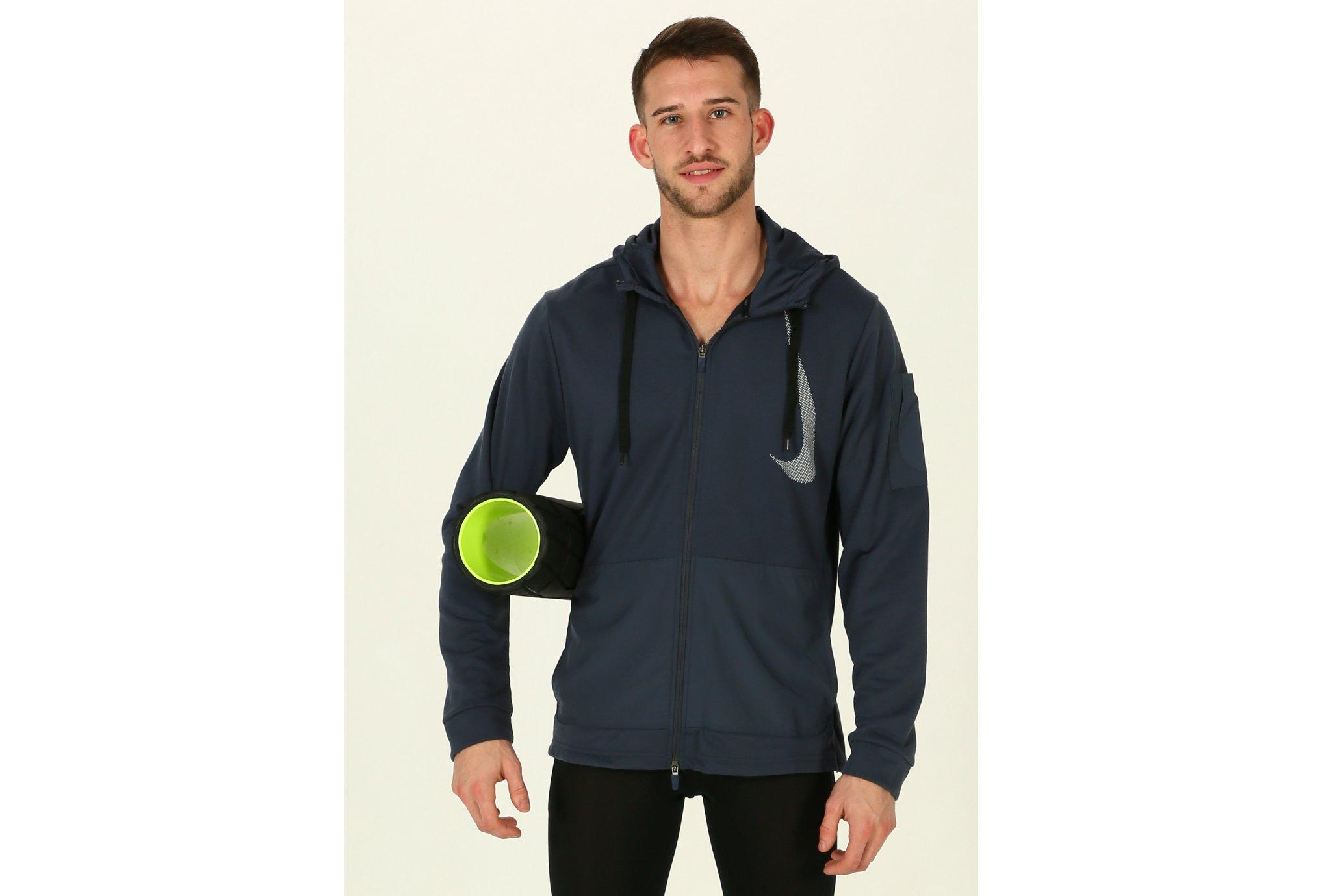 Nike Dry Hoodie M Diététique Vêtements homme