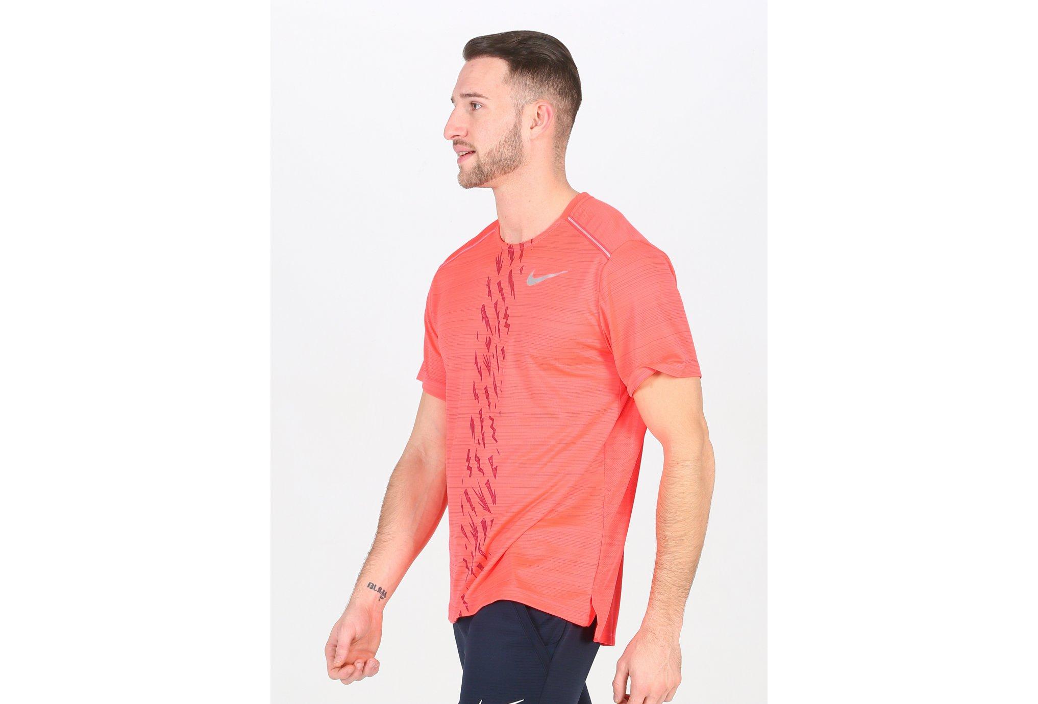 Nike Dry Miler Edge GX M Diététique Vêtements homme