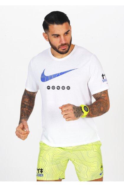 Nike camiseta Dry Miler Ekiden